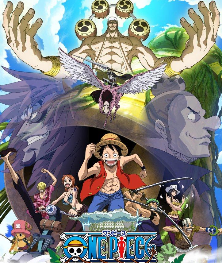 Skypiea Arc One Piece Wiki Fandom Powered By Wikia