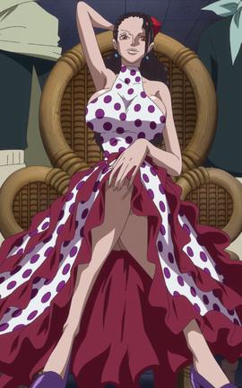 Viola en el anime