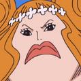 Boa Marigold Portrait