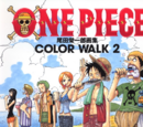 One Piece Color Walk 2