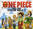 One Piece Color Walk 2