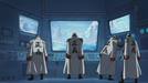 Marineford's Control Room
