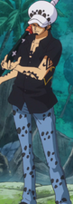 Law's Zou Outfit