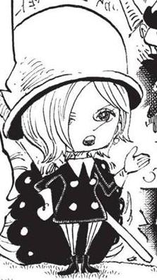 Cotton manga