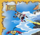 Clockwork Island Adventure