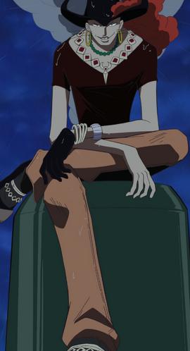 Nero en el anime