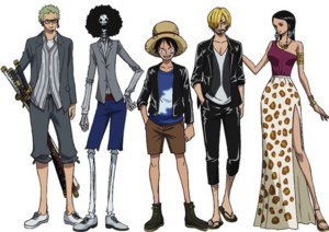 Straw Hat Pirates In Armani Clothing.png
