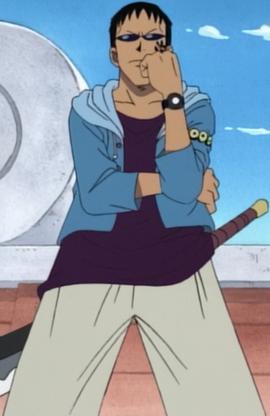 Джонни в аниме до таймскипа