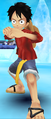 Monkey D. Luffy One Py Berry Match