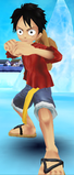 Monkey D. Luffy One Py Berry Match