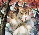Inu Inu no Mi, Model: Nine-Tailed Fox