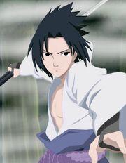 Sasuke uchiha by sandtsunami-d548lzf