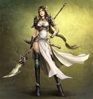Warrior Female1