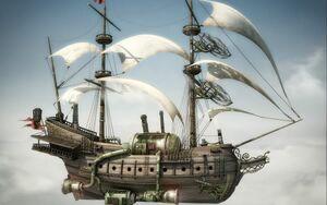 Flying-ship-steampunk-wallpaper-600x375