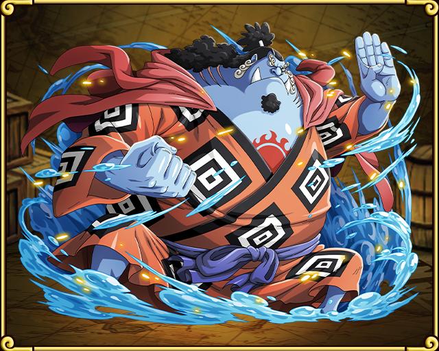 Knight of the Sea Jinbe   One Piece Treasure Cruise Wiki ...