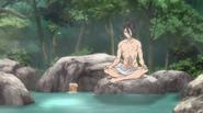 Sonic hot spring