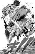 Suiryu breaks horns