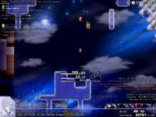 Dimensional Passageway Blue