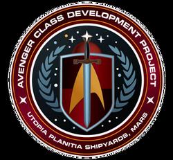 USS Avenger patch