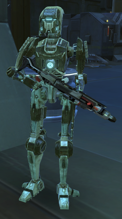 C-10 Sentry Android