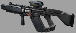 Rail Rifle