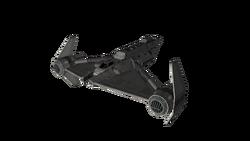 Voidwolf Gunship