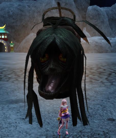 Huge Lantern Ghost