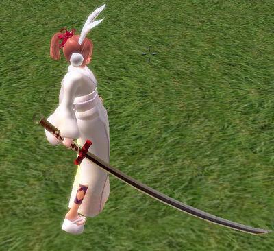 Helm-Splitter Sword