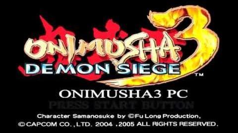 Onimusha 3 - (Português-BR) (1080p, 60 fps).