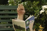 Oobi Grampu Nick Jr Noggin TV Series Show Hand Puppet Character 5