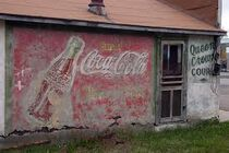 Every picture tells a story- Ghost signs an