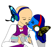 Emily Corpse Bride and Wallace manget 5