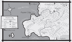Azure City Area
