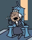 Weeping King
