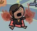 High Priest of Loki Comic 0998