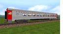 Coche Hawker Siddeley segunda SBC