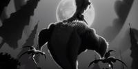 Wailing Wampus Werewolf