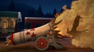 250px-Open Season 3 Cannon Explodes on Alistair