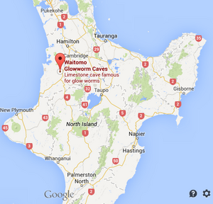 Location-Waitomo