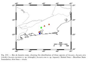 Jussara Map 233