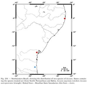 Jussara Map 238
