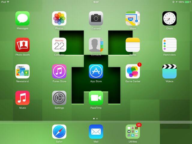 File:IOS 7 Springboard.jpeg