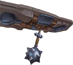 Weapon Swinging Mace