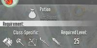 Advanced Health Potion