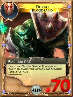 Durgo Bloodsand