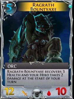 Ragrath Bountyaxe
