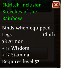 Eldritch inclusion breeches of the rainbow