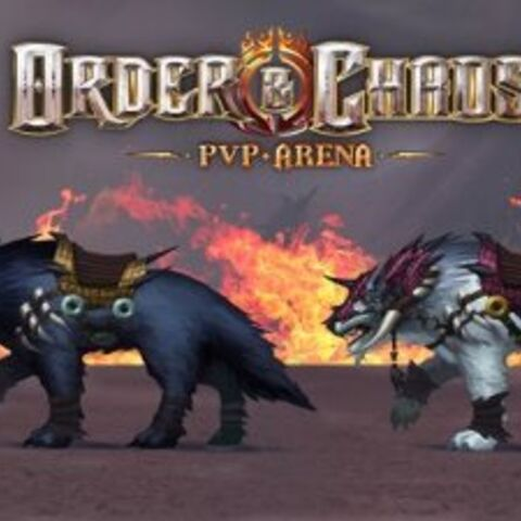 Mounts to appear in next update.