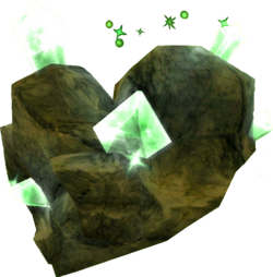 Green Mineral Node