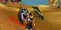 Desert Wolf King